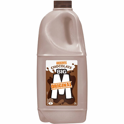 Big M Chocolate Milk 2l