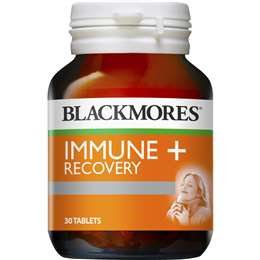 Blackmores Immune + Recovery 30 pack