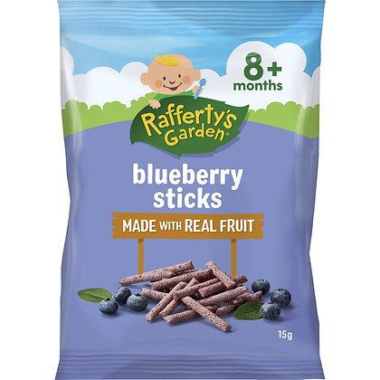 Rafferty's Garden Blueberry Sticks 15g