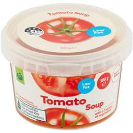 Woolworths Tomato Soup 300g