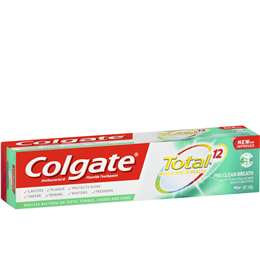 Colgate Pro Clean Breath Toothpaste With Neutro-odor Technology 180g