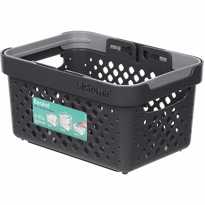 Sistema Laundry Stack & Nest Basket 1.2l
