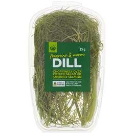 Dill Fresh Herb 15g