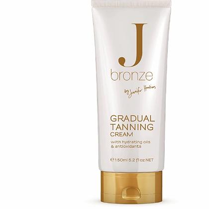J Bronze Gradual Tanning Cream 150ml