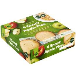 Select Apple Pie 4 pack
