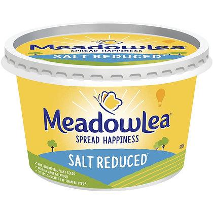 Meadowlea Salt Reduced Spread Salt Reduced 500g