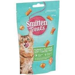 Smitten Cat Treats Turkey 85g