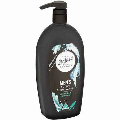 Balnea Men's Body Wash Body Wash 1l