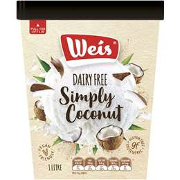 Weis Real Good Feel Good Simply Coconut 1l