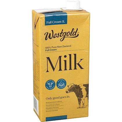 Westgold Full Cream Uht Milk 1kg