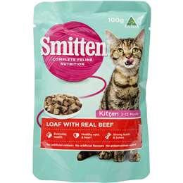Smitten Kitten Food Beef Loaf 100g