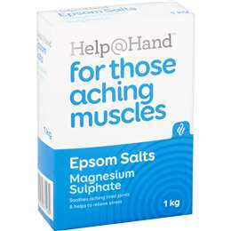 Help At Hand Epsom Salt 1kg