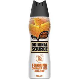 Original Source Foam Orange 180ml