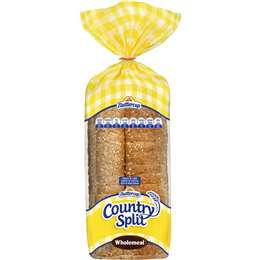 Buttercup Country Split Wholemeal Bread 450g