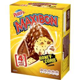 Peters Maxibon Honeycomb Honeycomb 620ml