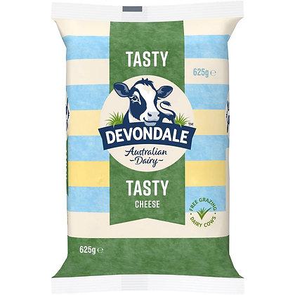 Devondale Tasty Cheese Block 625g