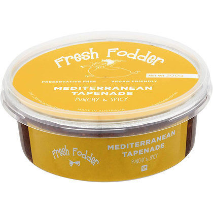 Fresh Fodder Mediterranean Tapenade 200g