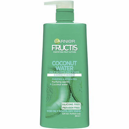 Garnier Fructis Coconut Water Conditioner 850ml