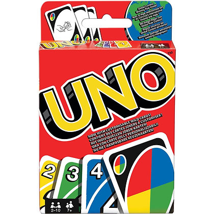 Uno Playing Cards each
