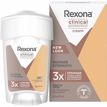 Rexona Clinical Protection Summer Strength 45ml
