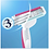 Thumbnail: Gillette Venus Simply Disposable Razors 3 pack