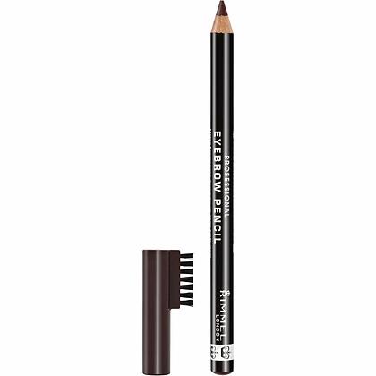 Rimmel Professional Eyebrow Pencil Dark Brown 1.4g
