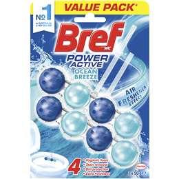 Bref Power Active Ocean Breeze 2x50g