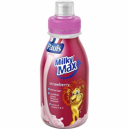 Pauls Milky Max Strawberry Flavoured Milk 250ml