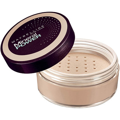 Maybelline Mineral Power Powder Foundation - Classic Ivory 8g
