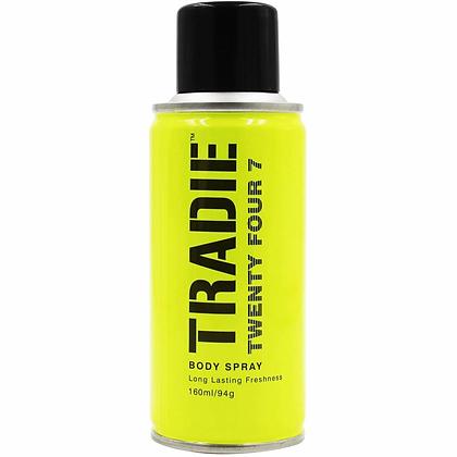 Tradie Twenty Four 7 Body Spray 160ml