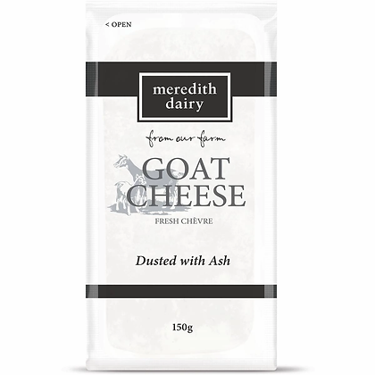 Meredith Dairy Plain Goats Cheese 150g