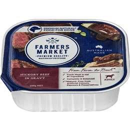 Farmers Market Beef Herbs In Gravy 100g