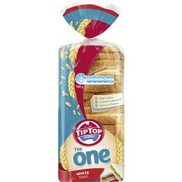 Tip Top The One Toast Bread White 700g