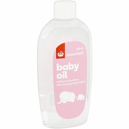 Essentials Baby Oil 500ml