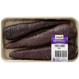 Macro Purple Carrot Organic 500g