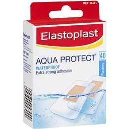Elastoplast Aqua Protect Plasters Waterproof 40pk
