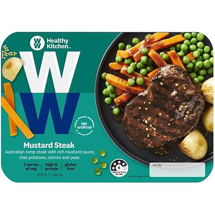 Weight Watchers Mustard Steak 400g