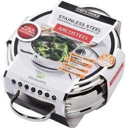 Arcosteel Cookware Universal Steamer 20cm each