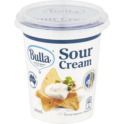 Bulla Premium Sour Cream 200ml