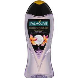 Palmolive Luminous Oils Coconut Oil & Frangipani Enriching Body Wash 400ml