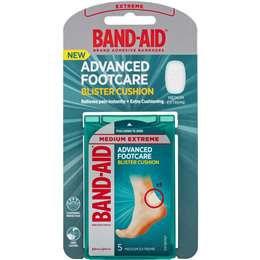 Band Aid Blister Cushion Medium 5 pack