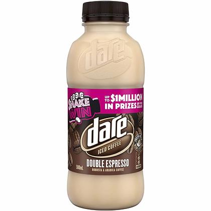 Dare Double Espresso Iced Coffee 500ml