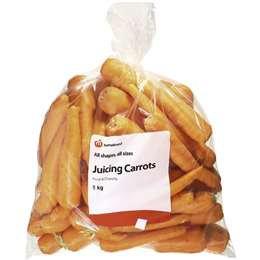 Homebrand Juicing Carrot 5kg punnet