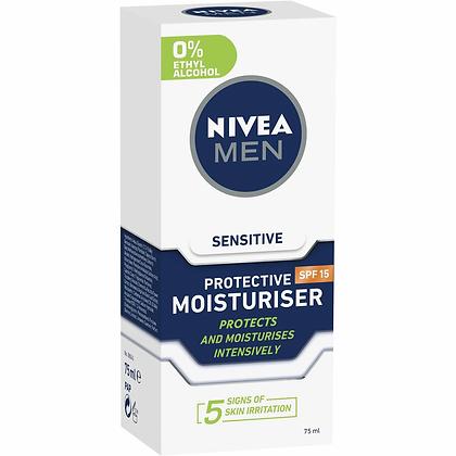 Nivea For Men Face Care Moisturiser Extra Soothing 75ml