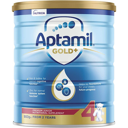 Aptamil Gold+ Junior Formula Stage 4 2 Years 900g