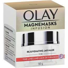 Olay Magnemasks Rejuvenating Jar Mask 50g