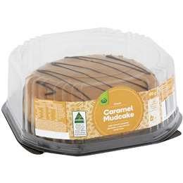 Mud Cake Caramel 600g