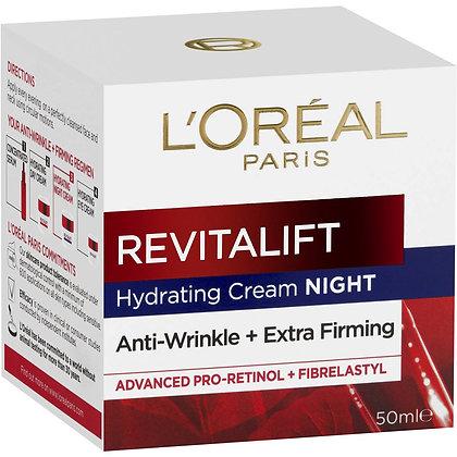 L'oreal Paris Revitalift Rich Night Cream 50ml
