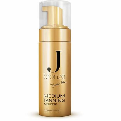 J Bronze Medium Tanning Mousse 150ml