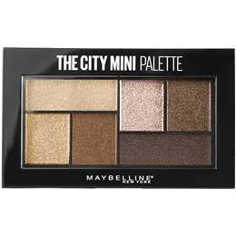 Maybelline City Mini Palette Eye Shadow Rooftop Bronze 4g